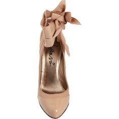 Lanvin Cap-Toe Ankle-Strap Pumps at Barneys.com