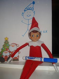 Fun Elf on the Shelf Ideas east coast, holiday ideas, shelf idea, white boards, self portraits, elf on shelf, coast mommi, elves, christma