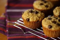 These are the best muffins ever! I sub whole wheat flour for the all-purpose.