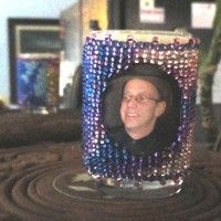 Beaded Photo Paint Candle Pattern and Kit. (Click on the picture to see this item on our website). $15.95