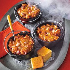 Pumpkin Chili with Chicken | MyRecipes.com