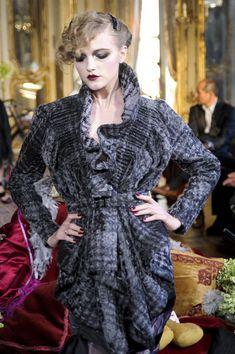 John Galliano, Autumn/Winter 2011,   Ready-to-Wear
