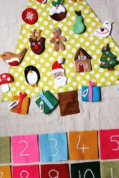 wip - advent calender | Flickr - Photo Sharing!