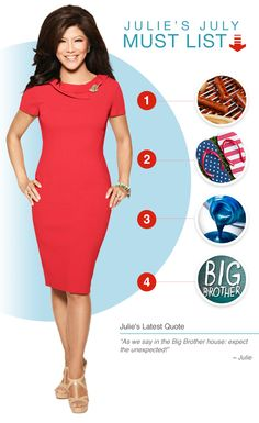 Check out Julie's New Must List for July!