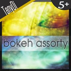 Bokeh Assorty Backgrounds | GraphicRiver | Creative Graphic Resources