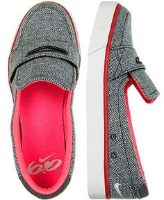 nike loafers...comfy and cute..I want these