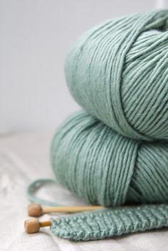 *knitting