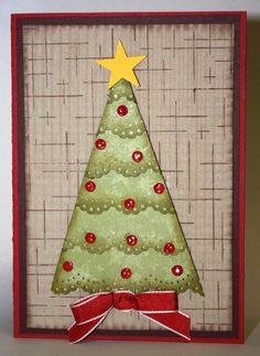 Crafty Kim's Creations: Christmas Punch Art Cards