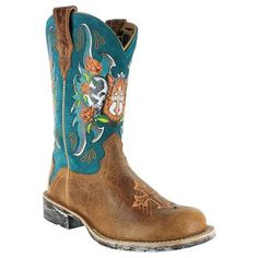 Ariat Women's Rodeobaby Relic Western Boots