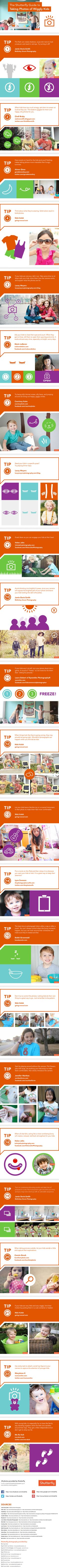 Shutterfly shares 23 kids photography tips that make capturing adorable photos easier and more enjoyable