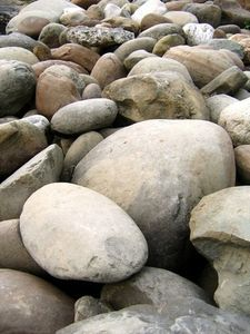 Make your own garden rocks! eHow tutorial on making Hypertufa boulders. Lighter and cheaper than real boulders.