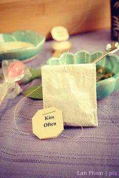 DIY Teabags by Lan | MoreStomachBlog, via Flickr
