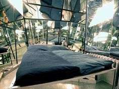 Bizarre Themed Rooms  at Propelller Island City Lodge in Berlin.