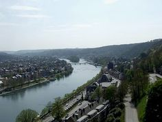 View from the Citadel of Namur