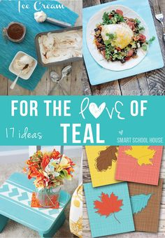 Teal: 17 Inspiring Projects