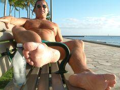 beach suntanning GLOBALFIGHT BLOG
