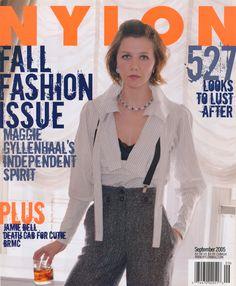 Flashback Friday: Maggie Gyllenhaal