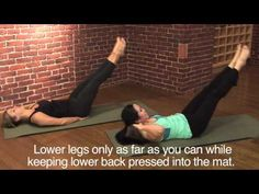 great ab exercises at home