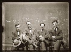 Hampton Hirscham, Cornellius Joseph Keevil, William Thomas O'Brien and James O'Brien – July 20, 1921