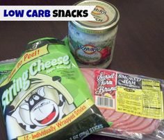 Low Carb Snacks of the week    TravelingLowCarb.com - Low Carb Diet Tips for Busy People