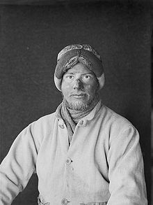 Apsley Cherry-Gerrard, who survived Captain Scott's second and final expedition to Antarctica, and who wrote about it in 'The Worst Jouney in the World' (1922). Sara Wheeler has written a biography, 'Cherry,' and he has been played on the television screen by Mark Gatiss.