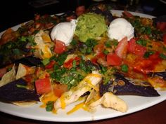 Recipe of the Day... Chicken Nachos from TERRACE ATRIUM RESTAURANT, CROWN CENTER RESTAURANTS. This recipe is submitted by Cathy Novak, Sous Chef, and featured on page-14 in Restaurant Recipes of Kansas City. Available at www.RecipePubs.com recipe-of-the-day