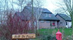Bed en Breakfast De Pauw is surrounded by a typical Dutch landscape of green planes and #canals. #visitholland #bedandbreakfast
