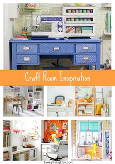 Craft Room Inspiration–Wow!