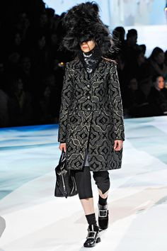 Brocade at Marc Jacobs