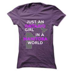Ontario girl - Manitoba