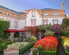 Casa da Pergola in Cascais, Portugal hotel cascai, pergolas, portug portugalfacingtheatlant, casa da, cascais portugal, pergola hous, garden, da pergola, hous hotel