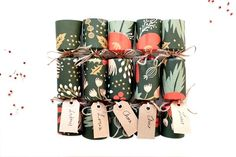 How to Make Your Own Gorgeous Christmas Crackers – Crafts & DIY – Tuts+