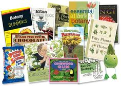 Otter's Botany Homeschool Curriculum FREE for middle school