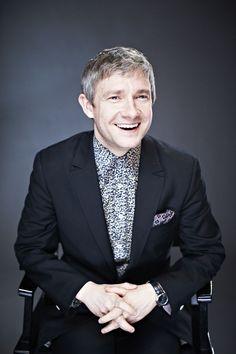 adorable Martin Freeman
