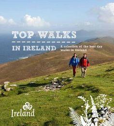 Failte Ireland Top 25 walks in Ireland. Maybe someday we'll go again...