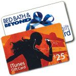 HT offers an appealing selection of gift cards from premium brands