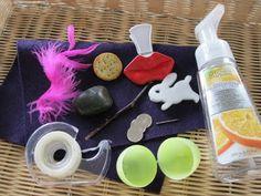 Alternative to the Easter Egg hunt: a Resurrection Scavenger Hunt! Via Buttonboxdesign.blogspot.com