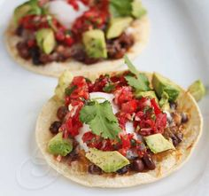 Huevos Rancheros Breakfast Taco © Jeanettes Healthy Living