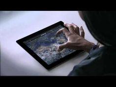 Sky News Arabia's iPad App Promo