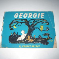 Georgie Vintage 1970s Children's Book by Scholastic. $4.50, via Etsy. I love this childrens story!!