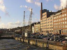 Hamburg/ Altona: Holzhafen