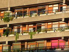 Barbican Estate. City of London.