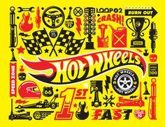 Hot Wheels Icons