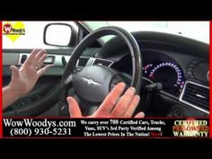 Vehicle Profile: Learn all about the used 2007 Chrysler Pacifica video walk around WowWoodys
