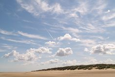 Holkham Beach, Norfolk.