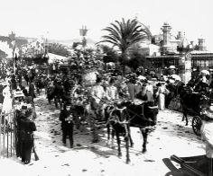 Carnaval de Nice en 1905