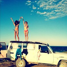 Where we'd all wish to be. Time for a beach trip, perhaps?