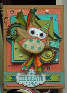 Last day of the month for this SOTM and I think this is the most awesome artwork I have seen done with it. It is by Lisa Reynolds Bzibziak.