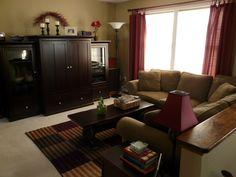 Raised Ranch Living Room Idea On Pinterest Split Foyer