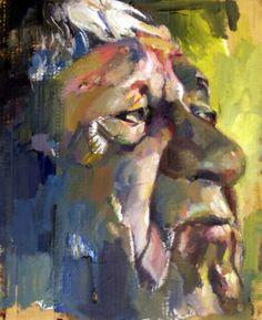 Oskar Kokoschka 2004 oskar kokoschka, don keen, cri paint, artist, portraits, oskar kokoscha